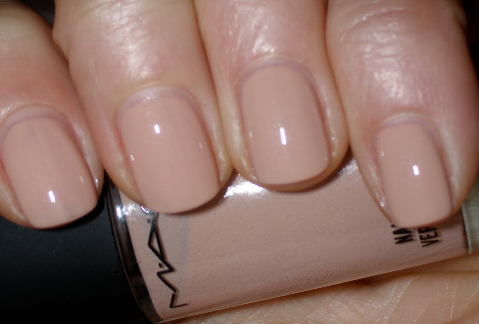 Spring Into Neutral Nails