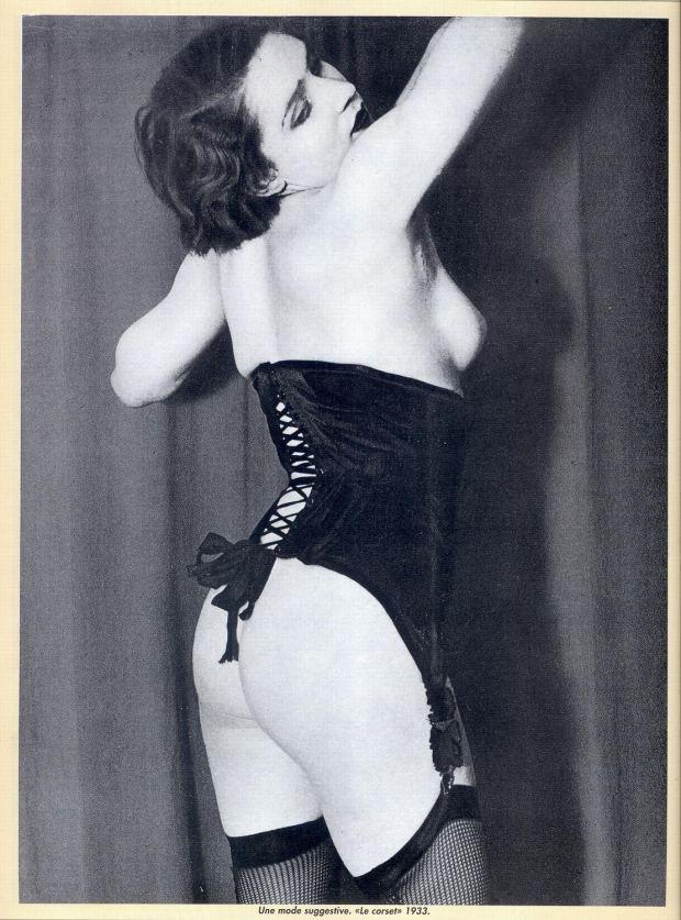 """""""Le Corsete"""" c.1933"""