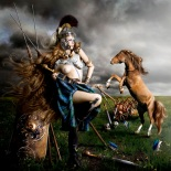 Boudica - The Celtic Queen