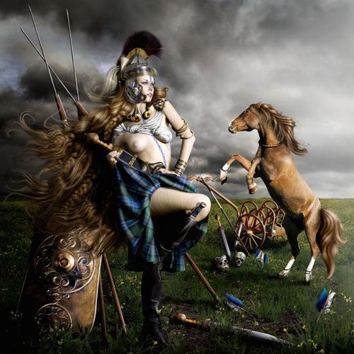 Boudica - The Celtic Queen