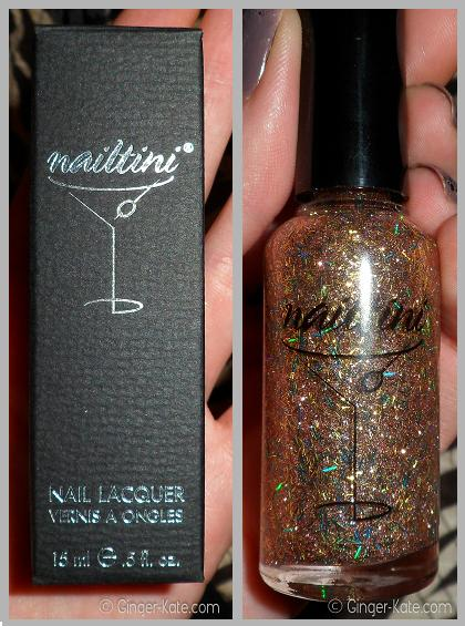 nail polish   Ginger Kate