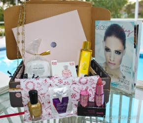 December 2012 :: GlossyBox :: Glamour, Glitz and Gloss